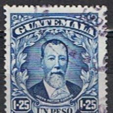 Sellos: SELLO GUATEMALA // YVERT 210 // 1924. Lote 182709490