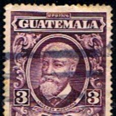 Sellos: SELLO GUATEMALA // YVERT 234 // 1929 / 1929. Lote 182882298