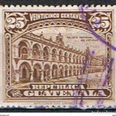 Sellos: GUATEMALA // YVERT 200 // 1922-25 ... USADO. Lote 191099797