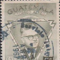Sellos: SELLO GUATEMALA USADO FILATELIA CORREOS STAMP POST POSTAGE. Lote 192666356