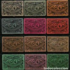 Sellos: GUATEMALA 1897 UPU. Lote 196993443
