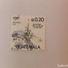 Sellos: GUATEMALA SELLO USADO. Lote 197803881