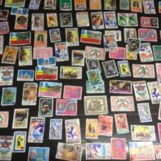 Sellos: 150 SELLOS GUATEMALA AÑOS 70 USADOS (REF,50). Lote 198897275