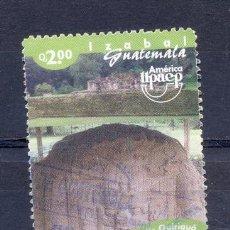 Sellos: GUATEMALA, USADOS,2003. Lote 219610413