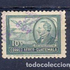 Sellos: GUATEMALA, USADOS,. Lote 219611262