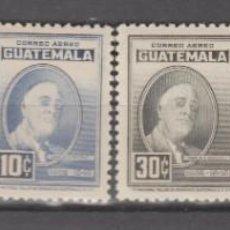 Sellos: GUATEMALA,1947.. Lote 236444570