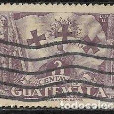 Sellos: GUATEMALA YVERT 262. Lote 264242360