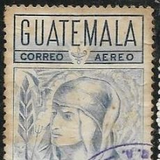 Sellos: GUATEMALA AÉREO YVERT 443. Lote 264242940