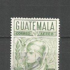 Sellos: GUATEMALA CORREO AEREO YVERT NUM. 444 USADO. Lote 277007778