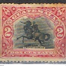 Sellos: GUATEMALA // YVERT 121 // 1902 ... USADO. Lote 281928118