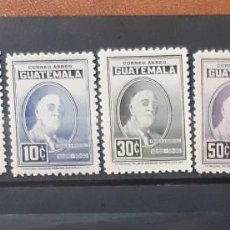 Sellos: GUATEMALA,1947.. Lote 282263108