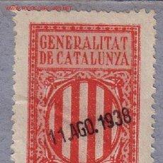 Sellos: GENERALITAT DE CATALUÑA. Lote 12422445