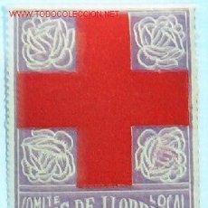 Sellos: COMITÉ LOCAL ROSES DE LLOBREGAT, 25 CTS.. Lote 6324389