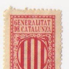 Sellos: GENERALITAT DE CATALUNYA UNA PESSETA . Lote 4564393