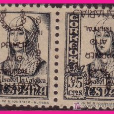 Timbres: EMISIONES LOCALES PATRIÓTICAS 1937 SANTA CRUZ DE TENERIFE Nº 28 HPHI (*). Lote 9207076