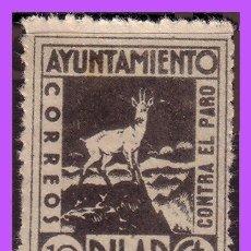 Sellos: DILAR, GRANADA, FESOFI Nº 4 (*). Lote 9566350