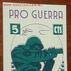Sellos: PRO GUERRA RODA 5 CTS. Lote 10900795