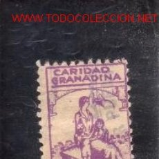 Sellos: CARIDAD GRANADINA. Lote 2955817