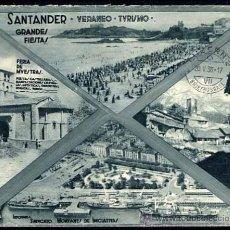Sellos: CARTA 1938 SANTANDER A SUIZA. CENSURA MILITAR, SEGUNDO AÑO TRIUNFAL, VIVA ESPAÑA¡ SALUDO A FRANCO¡. Lote 27242741