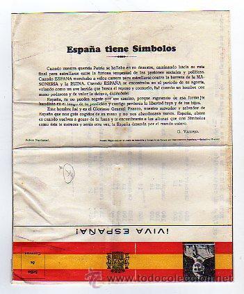 Sellos: Carta Franco. Viva España. Ejercito nacional. Guerra civil. - Foto 2 - 24317340