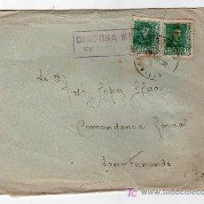 Sellos: CENSURA MILITAR DE ESTEPA, SEVILLA. Lote 15863729