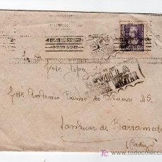 Sellos: CENCURA MILITAR DE SEVILLA. Lote 15863853