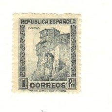 Sellos: 1 PESETA CUENCA CASAS COLGANTES A CLASIFICAR. Lote 22887879