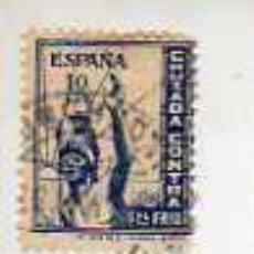 Sellos: VIÑETA CRUZADA CONTRA EL FRIO- GUERRA CIVIL ESPAÑOLA. Lote 18670643