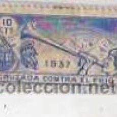 Sellos: VIÑETA CRUZADA CONTRA EL FRIO- GUERRA CIVIL ESPAÑOLA. Lote 18963882