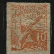 Sellos: S-1551- LUGO. PRO COMBATIENTES . Lote 19747523