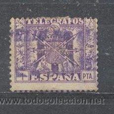 Briefmarken - ESPAÑA, - EDIFIL ? TELEGRAFOS - 21679641
