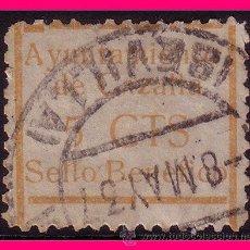 Briefmarken - Sevilla CAZALLA, Guerra Civil, FESOFI nº 5 (o) - 21971980