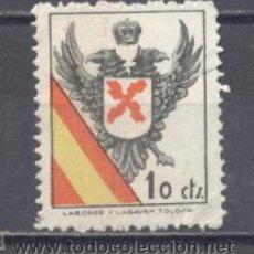 Sellos: ESPAÑA, SELLO NACIONAL, AGUILA CARLISTA. Lote 25014755