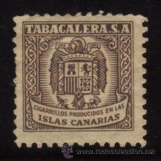 Sellos: S-2558- TABACALERA S.A. CIGARRILLOS PRODUCIDOS EN LAS ISLAS CANARIAS . Lote 22745925
