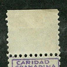 Sellos: SELLO ** CARIDAD GRANADINA ** 5 CTS (VER OFERTA EN POSTALES Y SOBRES). Lote 25217932