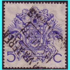 Sellos: CANARIAS LAS PALMAS, GUERRA CIVIL, FESOFI Nº 1 (O). Lote 25312885