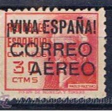 Sellos: SOBREGARGADO BURGOS NUEVO* VIVA ESPAÑA CORREO AEREO. Lote 25697739