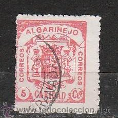 Briefmarken - ALGARINEJO. CORREOS. 5 CTS. - 26867091