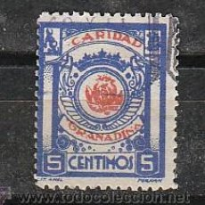 Sellos: CARIDAD GRANADINA. 5 CTS.. Lote 27199832