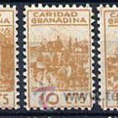 Francobolli: GRANADA 47-51. Lote 41442655