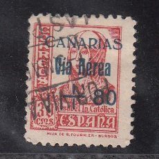 Sellos: ,,CANARIAS 50 USADA, SOBRECARGADO. Lote 52288199