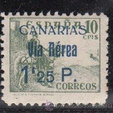 Sellos: ,,CANARIAS 46 SIN CHARNELA, SOBRECARGADO. Lote 52288256