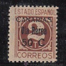 Sellos: ,,CANARIAS 44 CON CHARNELA, SOBRECARGADO. Lote 28557782