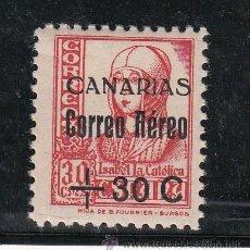Sellos: ,,CANARIAS 40 CON CHARNELA, SOBRECARGADO, . Lote 50298729