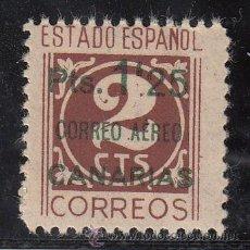 Sellos: ,,CANARIAS 36 SIN PIE DE IMPRENTA SIN CHARNELA, SOBRECARGADO, . Lote 28558411