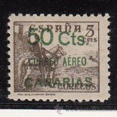Sellos: ,,CANARIAS 34 CON CHARNELA, SOBRECARGADO, . Lote 28570139