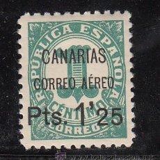 Sellos: ,,CANARIAS 26 CON CHARNELA, SOBRECARGADO, . Lote 49516527