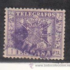 Sellos: ,,TELEGRAFOS 90 USADA, ESCUDO DE ESPAÑA,. Lote 262125590