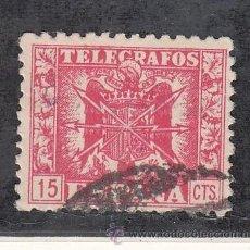 Sellos: ,,TELEGRAFOS 78 USADA, ESCUDO DE ESPAÑA,. Lote 186963657