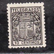 Sellos: ,,TELEGRAFOS 69 CON CHARNELA, ESCUDO DE ESPAÑA, . Lote 28557503